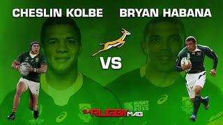 Habana vs Kolbe: Who wins?