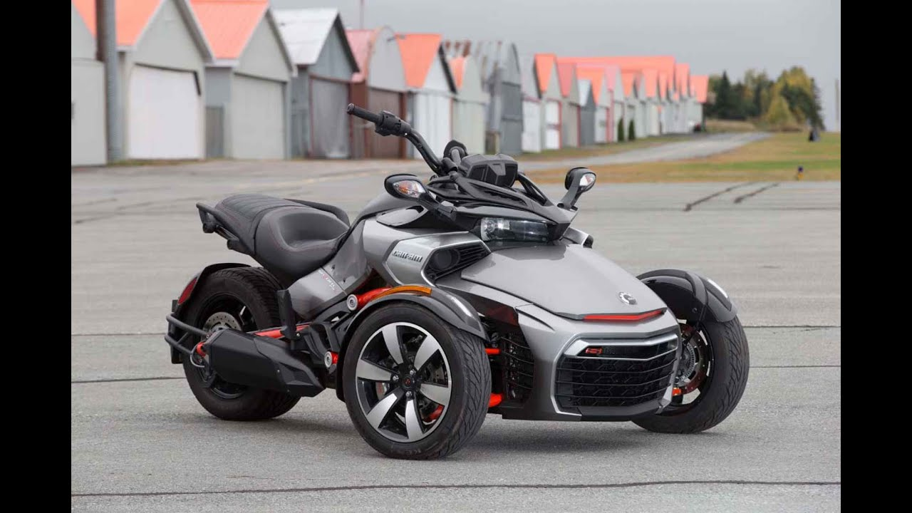 2015 can am spyder f3 first ride review youtube. Black Bedroom Furniture Sets. Home Design Ideas