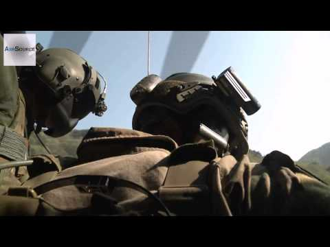 Combat Search and Rescue Task Force HH-60 Pave Hawk Exercise