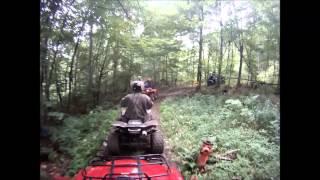 Limestone ATV Dice Run 2014