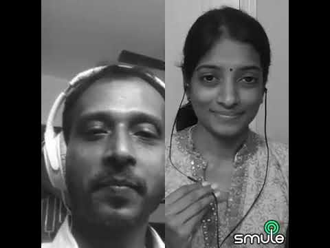 Anbulla Maan Vizhiye - Smule - Srini Krishna + Krithika