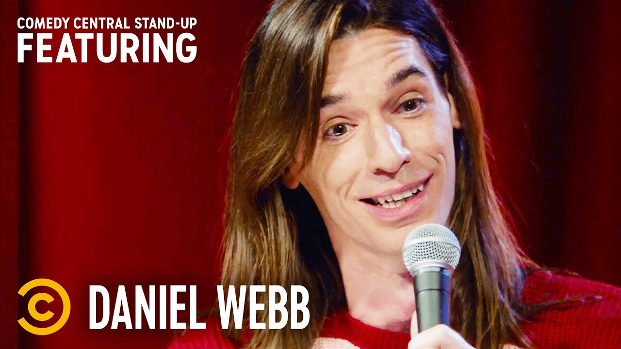 "Daniel Webb: ""I'm Tired of Being Ruled by Ugly People"" - Stand-Up Featuring"