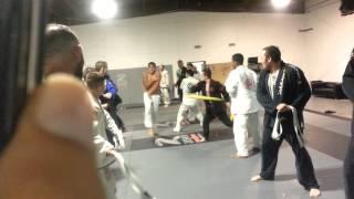 Chris Avila blue belt promotion GracieFighter Lodi