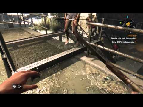 Dying light demo gameplay |