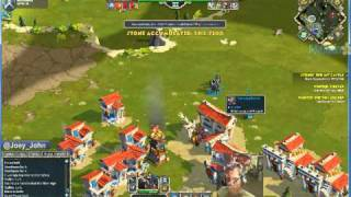 Age Of Empires Online Walkthrough - Pt.204 Greek - Stones For My Castle (ii)