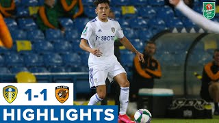 Highlights | Leeds United 1-1 Hull City (8-9 on pens) | Carabao Cup Second Round