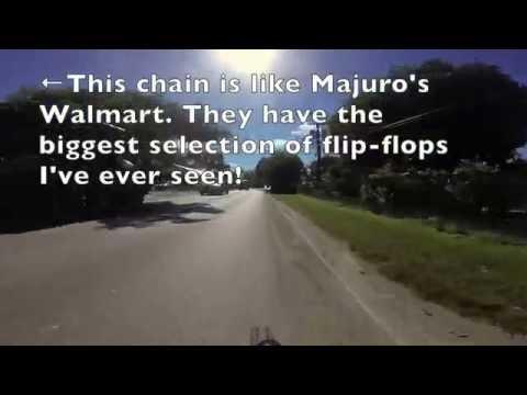 A glimpse of Majuro, Marshall Islands