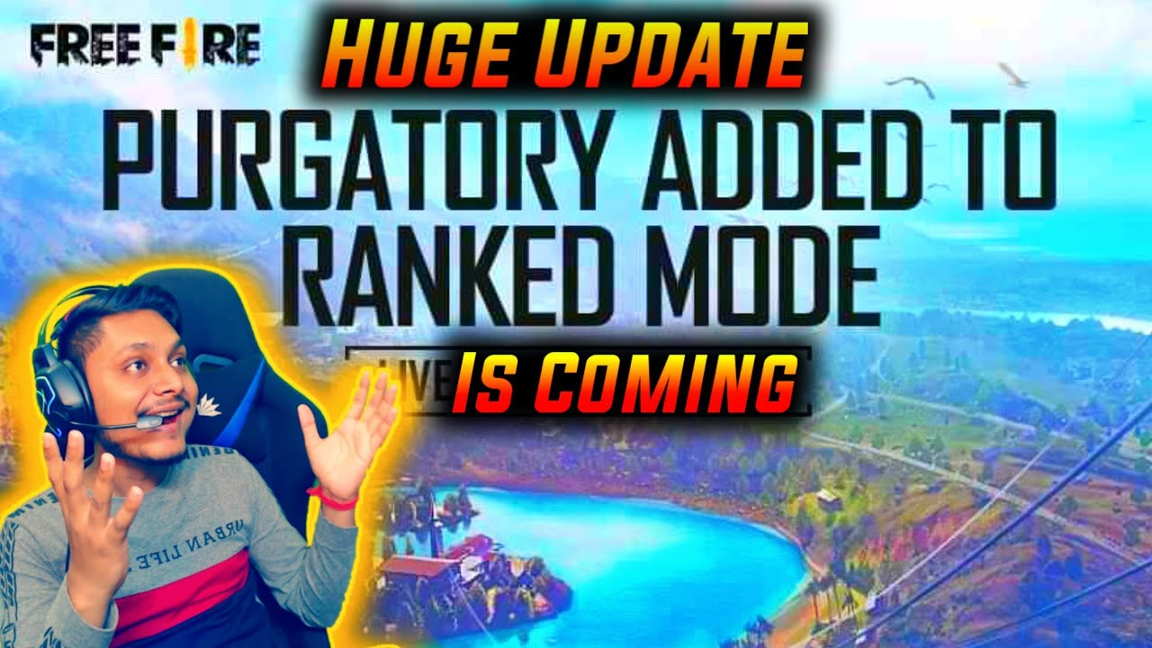 Huge Update - Purgatory Is Coming Back In Rank Mode - Gamers Zone