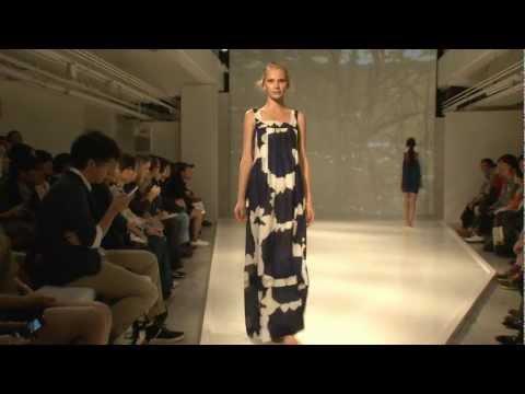 Marimekko Spring/Summer 2012 Fashion Show Premieres in Tokyo