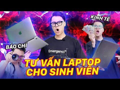 Tư vấn Laptop cho Sinh Viên các Ngành - Biết chọn gì đây ?