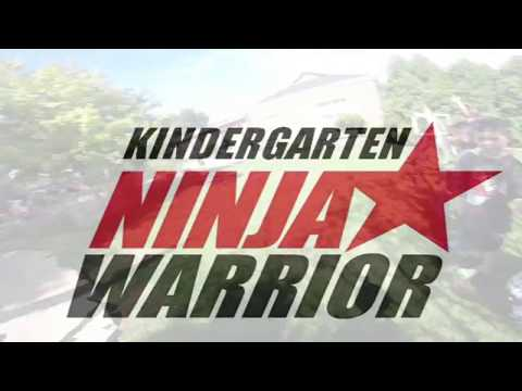 Kindergarten Ninja Warrior