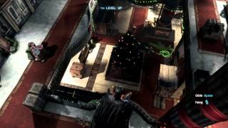 Batman: Arkham Origins (PC) walkthrough - Hotel Lobby