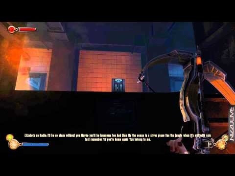 BioShock Infinite Burial At Sea Episode 2 Elizabeth Radio Singing You Belong To Me