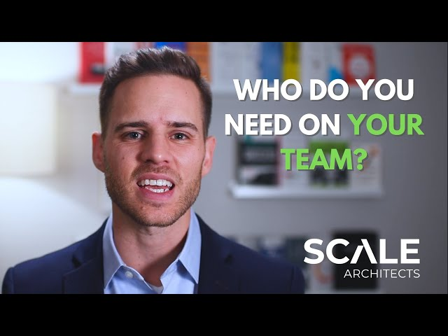 Who do you need on your team?