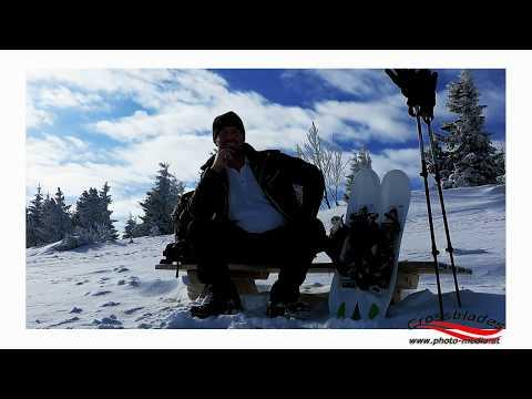 Crossblades Schneeschuhgehen war Gestern (Beschreibung unten)