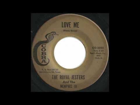 Royal Jesters - Love Me - Smooth Texas Doo Wop Ballad