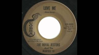 Royal Jesters - Love Me - Smooth Texas Doo Wop Ballad