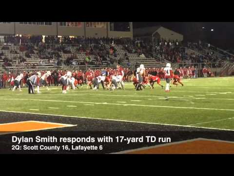 Highlights: Lafayette at Scott County