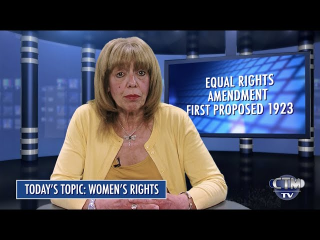 The Facts with Rosalyn Tavanis: Episode 4 – Women's Rights