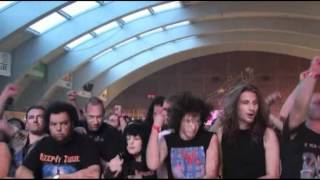 GRIFFIN (US) - Watching from the Sky - Live at Keep It True Festival 2011