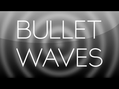 After Effects Tutorial: Bullet Waves
