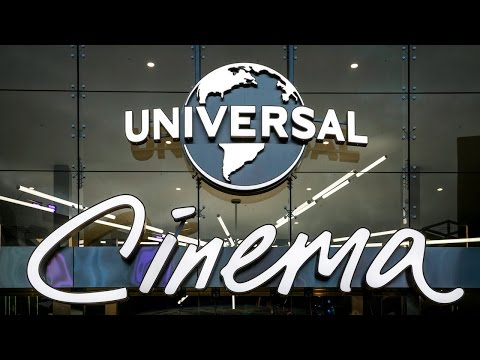 The New Universal Cinema at Universal CityWalk Hollywood on YouTube