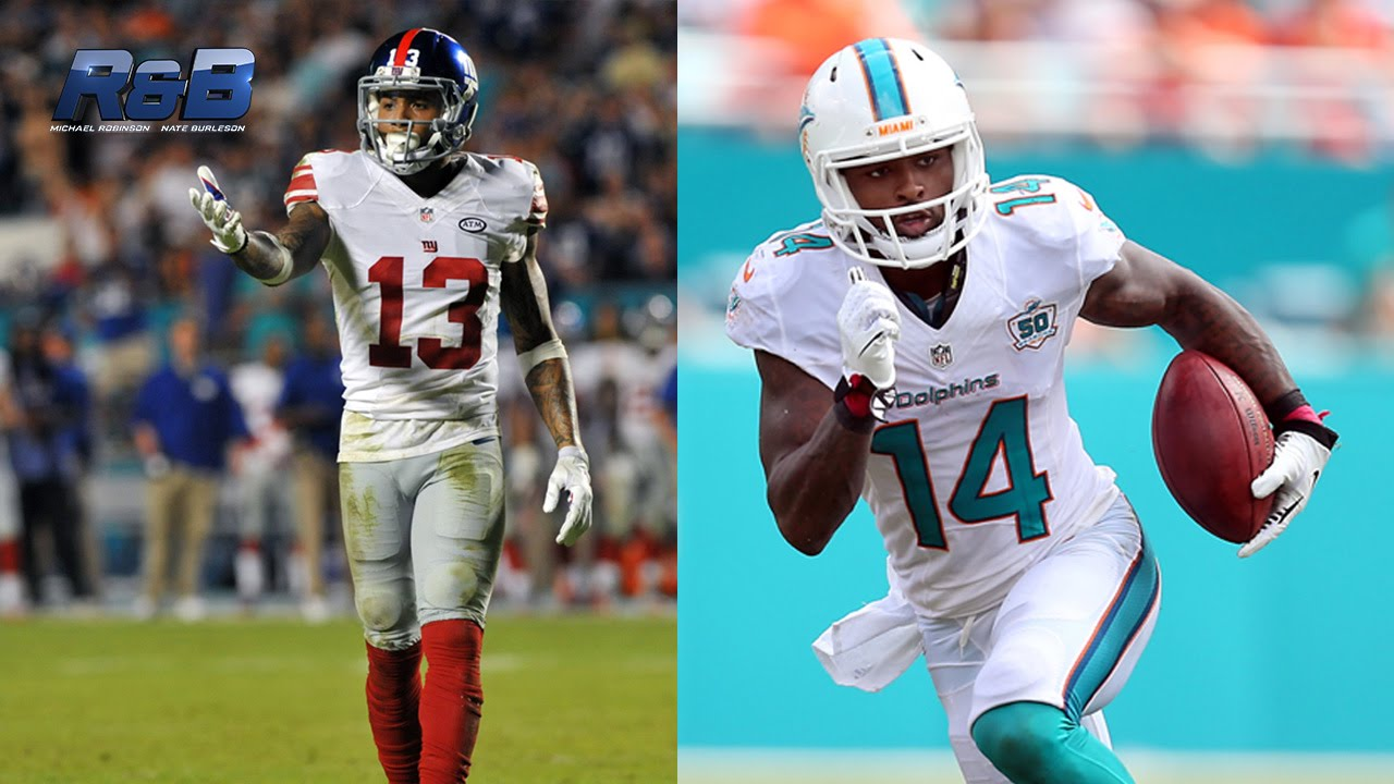 Who s better Jarvis Landry or Odell Beckham