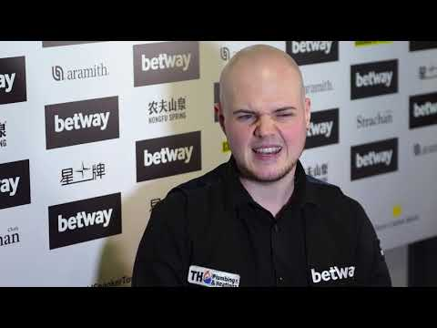 Slessor Outplays Murphy To Reach Betway UK Championship Third Round!