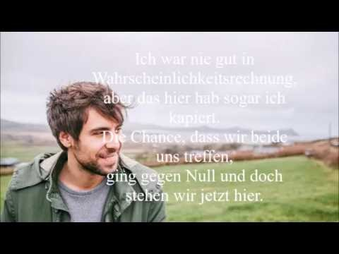 80 Millionen - Max Giesinger (lyrics)