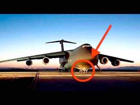 MIGHTY U.S. Military Aircraft (Lockheed C-5 Galaxy) // Documentary 2016 *NEW*