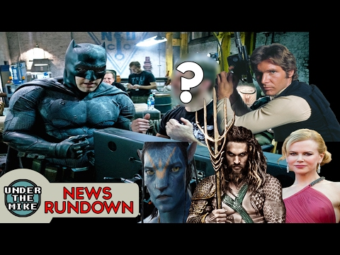 Who should direct Batman, Aquaman castings, and Avatar script is done- FANDOM FUEL NEWS EP2