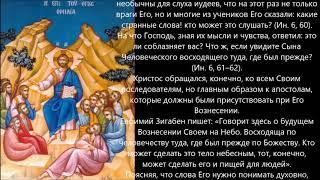 Евангелие дня 11 Мая 2020г
