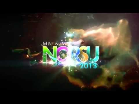 Mr. and Ms. NORSU 2013