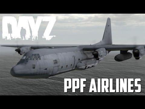 DayZ Epoch Panthera - PPF Airlines