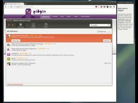 Setup XMPP / Jabber Account with Pidgin