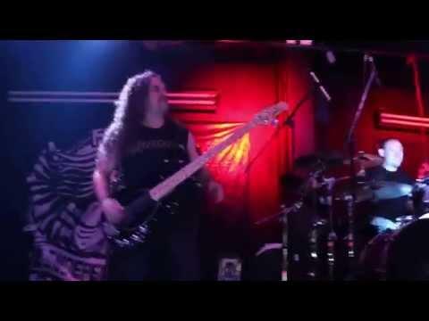 Saratoga - A sangre y fuego  Guadalajara live 2015 02 15