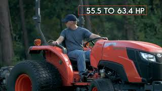 Kubota MX Series: Together We Do More