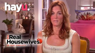 Kelly Makes A Big Contribution: The Charity Event // The Real Housewives of New York City