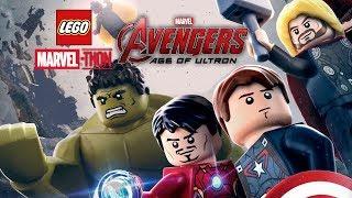 Avengers: Age of Ultron - LEGO Marvel-thon!