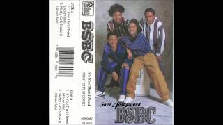 BSBC - Nasty Girls Shake It 1993 Memphis Tn
