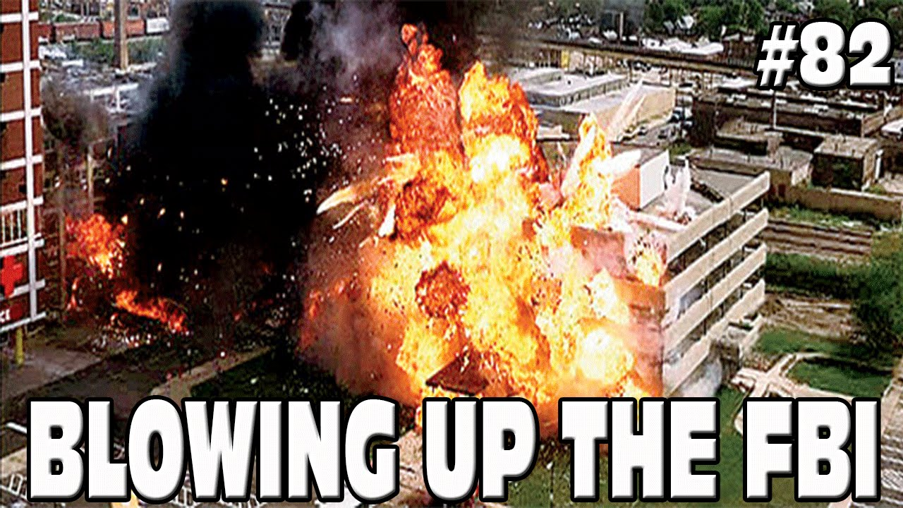 Building Blowing Up : Gta blowing up fbi building inferno mission