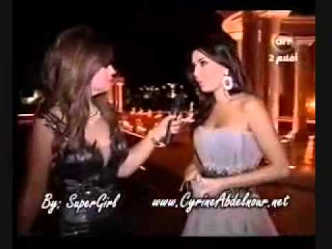 Cyrine Abdel Nour - At The Middle East International Film Festival 1