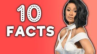 CARDI B - 10 ΠΡΑΓΜΑΤΑ ΠΟΥ ΔΕΝ ΗΞΕΡΕΣ | 10 FACTS