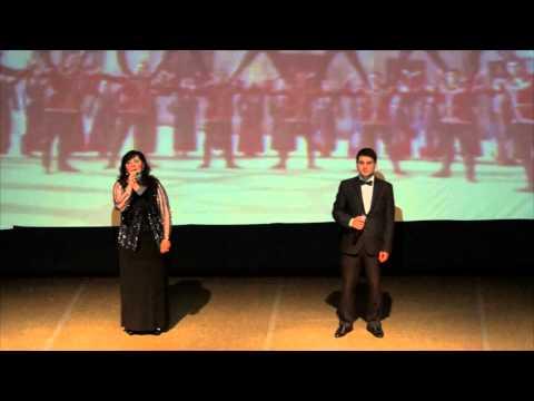 Община армян, концерт-реквием к 100-летию трагедии