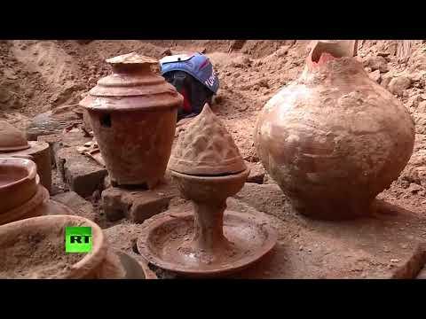 В Китае археологи обнаружили древнейшую гробницу