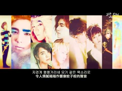 【HD繁中韓字】Super Junior 걸리버  格列佛(Gulliver)