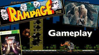 Rampage | Midway Arcade Origins - Ready for the 2018 Movie | Xbox One