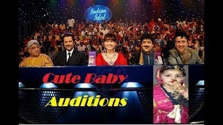 Funny baby singing song || viral video || Funniest Auditions Of Indian Idol 10 |
