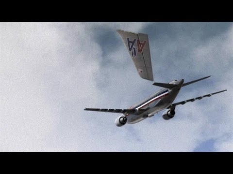 American Flight 587 Reenactment - Queens NY Crash