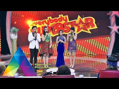 EVERYBODY SUPERSTAR - Chindy, Revi, Sasha (10/03/16) Part 3/6